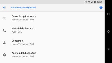 Google ya permite hacer una copia de seguridad manual de tu dispositivo en la nube con ADB, te contamos cómo