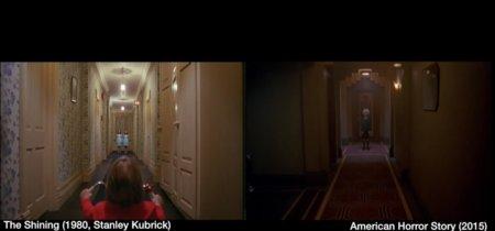 Todos los homenajes al cine de 'American Horror Story', la imagen de la semana