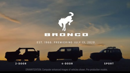Ford Bronco 2021 1