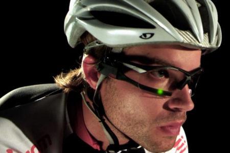 Sportiiiis nos muestra mediante las gafas nuestro desempeño deportivo