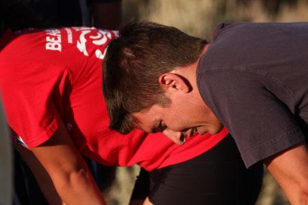 Las consecuencias de entrenar en exceso