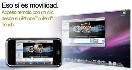 LogMeIn lanza un cliente para iPhone y iPod Touch