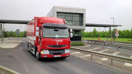 Renault Midlum autonomía extendida