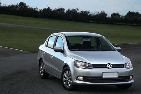 VW Gol Sedán
