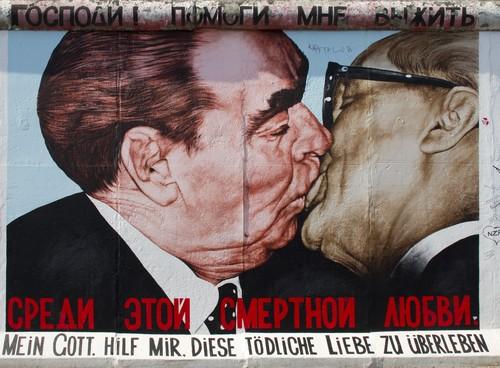"""""""Mauer weg!"""": cuando el final de la Guerra Fría se libró en la música"""