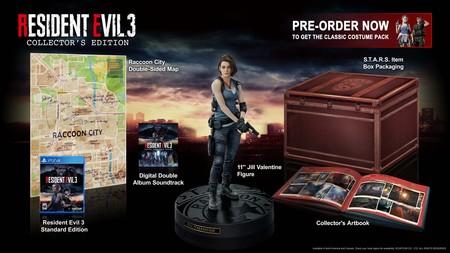 Resident Evil 3 Edicion Coleccionista