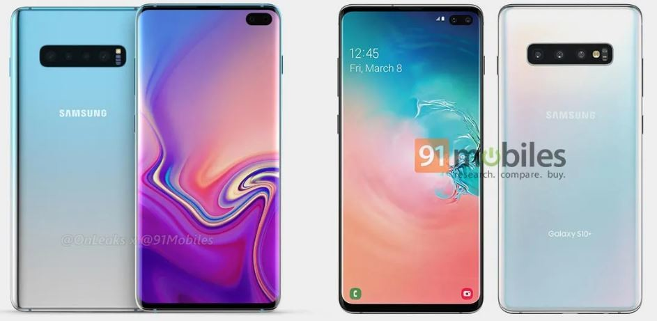 The latest leaks leave the Samsung Galaxy S10 Plus uncovered
