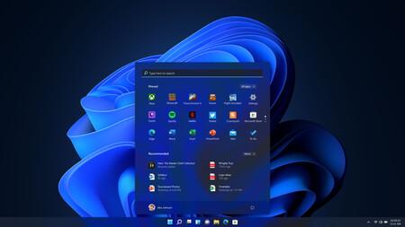 Windows 11 Oficial Tema Oscuro