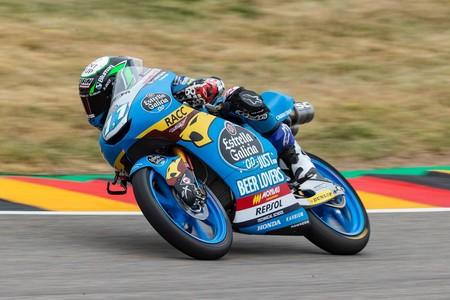 Sergio Garcia Alemania Moto3 2019