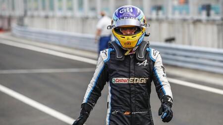 Alonso Le Mans 2021