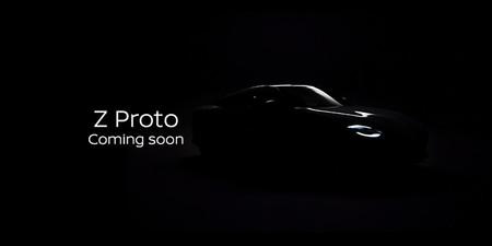 Nissan Z Proto: el sucesor del 370Z mostrará su prototipo el próximo 15 de septiembre