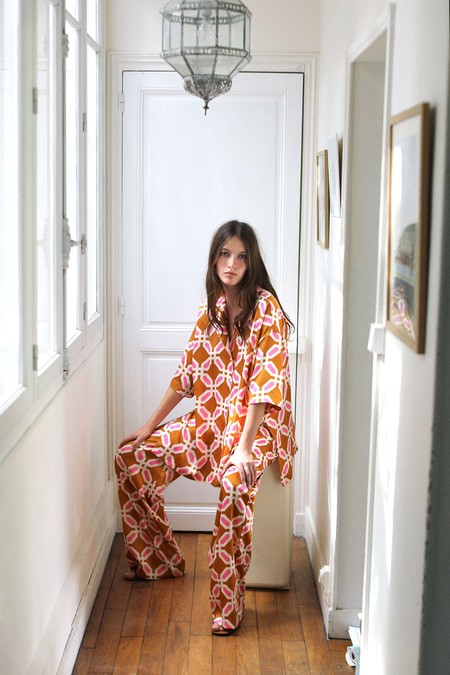 Zara Pijama Estampado 02
