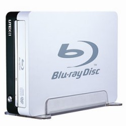 Lectora externa de Blu-Ray de Philips/Lite-On