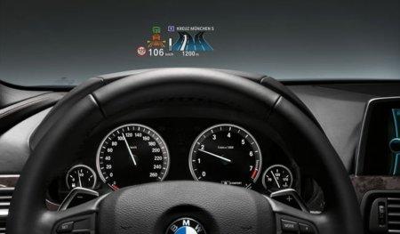 HUD gráficos (BMW)