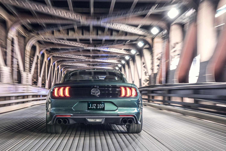 Foto de Ford Mustang Bullitt 2018 (4/9)