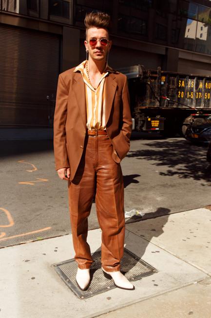 El Mejor Street Style De La Semana Trendencias Hombre 10