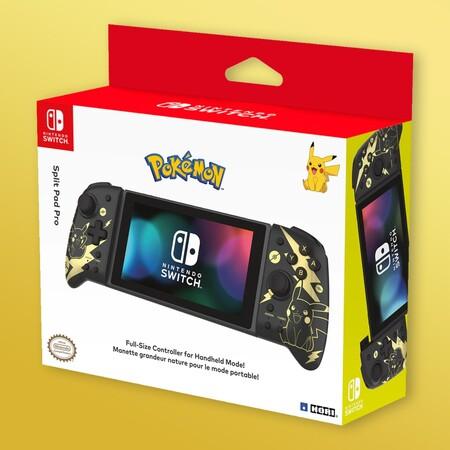 Control para Nintendo Switch con descuento en México de Pokémon