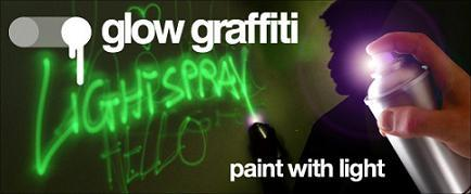 Graffiti luminoso