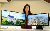 LG ya se apunta al CES 2014 con sus monitores  ultrapanorámicos y 4K