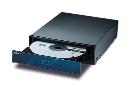 Sony BWU-200S, grabadora Blu-ray a 4x