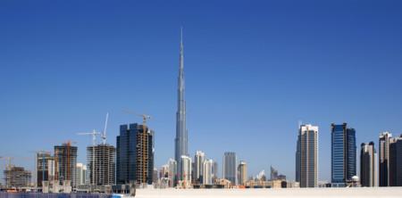 Skyline Dubai 2010