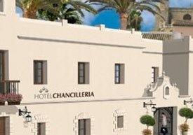 Chancillería, un hotel ecológico en Jerez