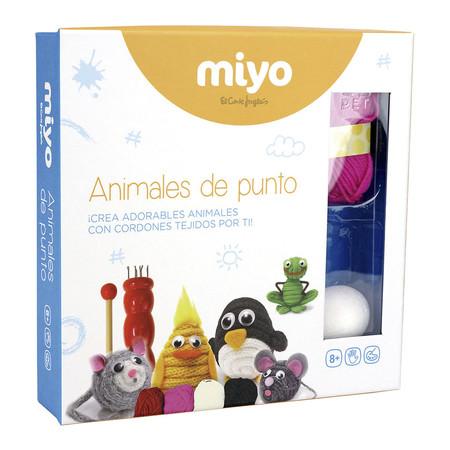 Animales De Punto De Miyo