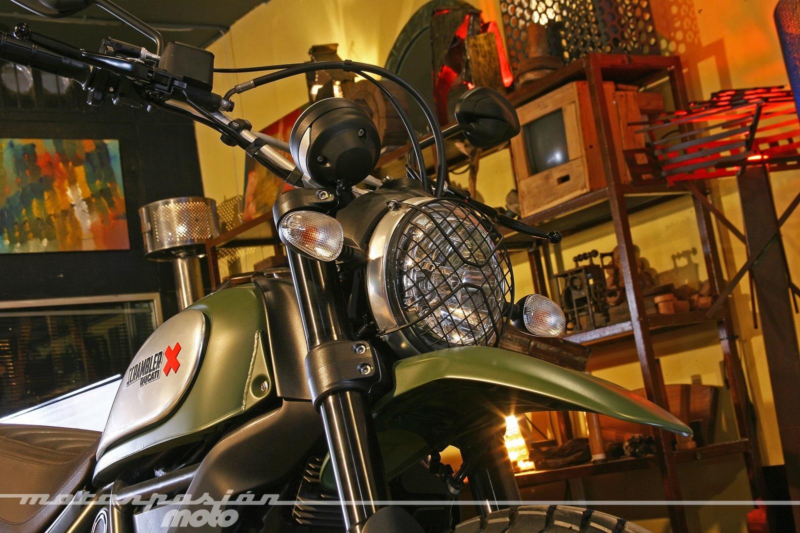 Foto de Ducati Scrambler, presentación 1 (16/67)