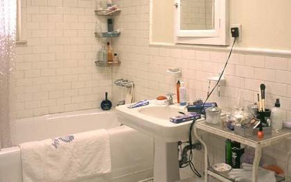 Optimizar el espacio: 5 consejos para el baño