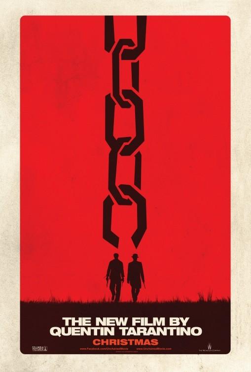 Foto de 'Django desencadenado', los carteles (1/9)