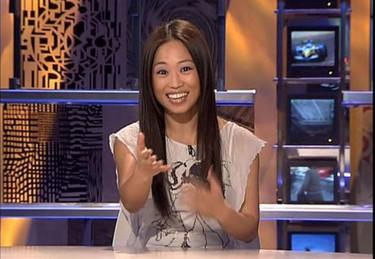 Usun Yoon, de las Chicas de laSexta