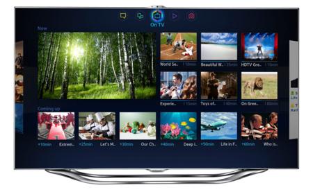 Samsung le da un lavado de cara a la interfaz de sus Smart TV