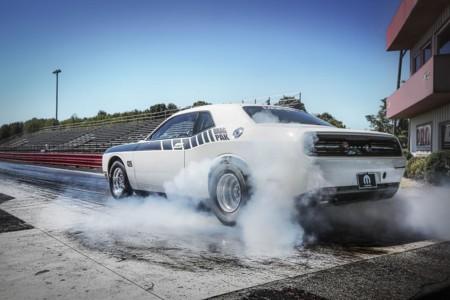 Mopar Dodge Challenger Drag Pak