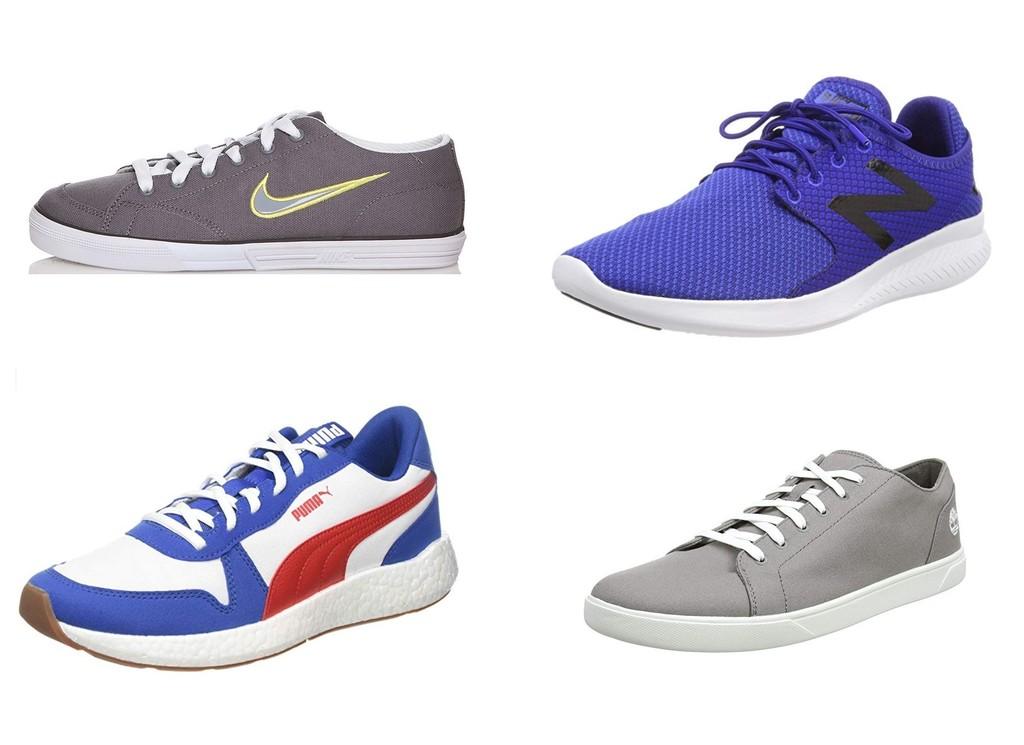 Chollos en tallas sueltas de zapatillas Nike, Puma, New Balance o Timberland por menos de 30 euros en Amazon