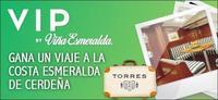 Viaja a la Costa Esmeralda de Cerdeña en crucero VIP con Viña Esmeralda