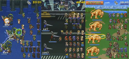 'Final Fantasy: All The Bravest' es lo nuevo de Square Enix para iOS