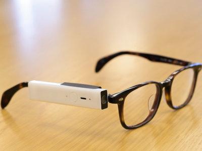 Blincam, una cámara 'wearable' para tus gafas por 150 euros