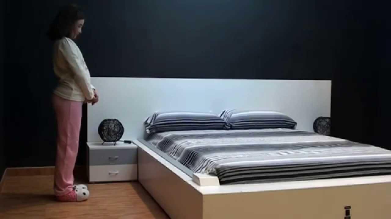 La cama que se hace sola existe y es espa ola - Cama que se hace sola ...