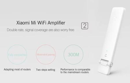 Xiaomi Mi WiFi Amplifier de segunda generación