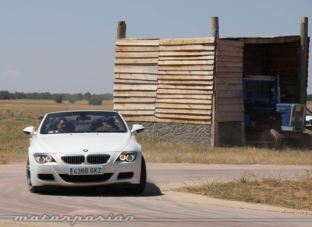 Foto de BMW M6 Cabrio (prueba) (58/68)