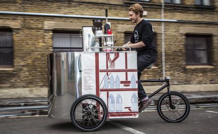 Velospresso: ¿el carrito vendedor de café del futuro?