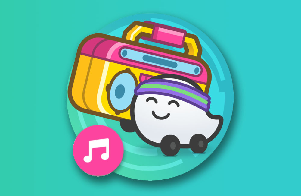 Waze for Android: how to listen to music and podcasts without leaving the browser GPS