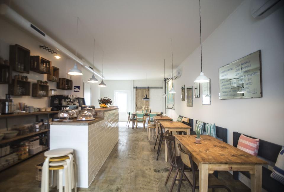 Foto de Family Room café (8/10)