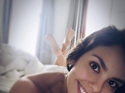 Cristina Pedroche sí que sabe subir las temperaturas
