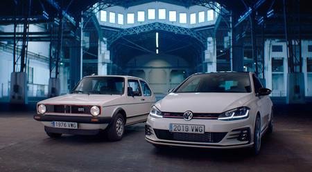 Volkswagen Golf GTI The Original: una edición limitada a 44 unidades que rinde homenaje al primer Golf GTI