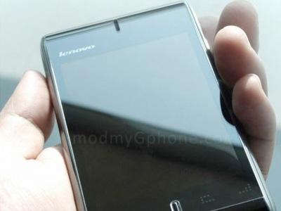 Ophone, el móvil de Lenovo con Android