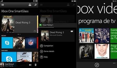 Xbox One SmartGlass ahora permite comprar juegos desde el móvil, y Xbox Video también se actualiza
