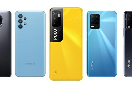 POCO M3 Pro, comparativa: así queda frente a Realme 8 5G, Redmi Note 9T, Galaxy A32 5G y otros móviles debajo de 200 euros