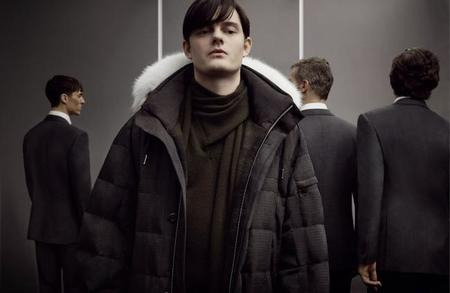 Sam Riley para Ermenegildo Zegna Couture Fall 2014