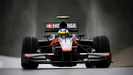 GP de Bélgica de Fórmula 1: La suerte acompaña a Hispania Racing F1 Team, que elude la última fila